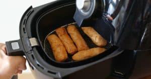 Qual é a melhor Air fryer para sua cozinha