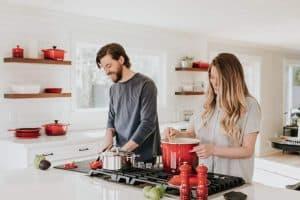 Como organizar uma cozinha pequena