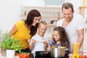 Culinária infantil você sabe como cozinhar com crianças